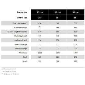 Ortler Bozen Performance - Vélo de trekking électrique - Trapez noir